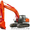 Аренда гусеничного экскаватора Hitachi ZX240 #1185524