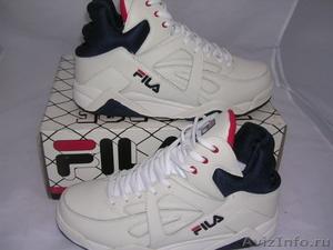продаю кроссовки FILA - Изображение #5, Объявление #1027489