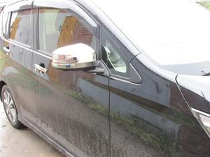 Накладки на ручки дверей хром Nissan Dayz - Изображение #3, Объявление #1689347