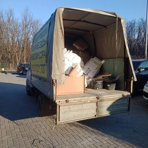 Вывоз мусора, старой мебели, хлама. - Изображение #1, Объявление #1702360
