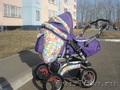 коляска лето-зима для малышки