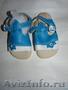 Обувь на девочку 24-26 размер,  кожа новая,  Германия,  на лето
