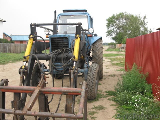 Тракторы и сельхозтехника МТЗ в Омске. Купить трактор МТЗ.