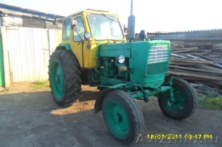 Тракторы в Омске. Купить сельхозтехнику, цены, фото.