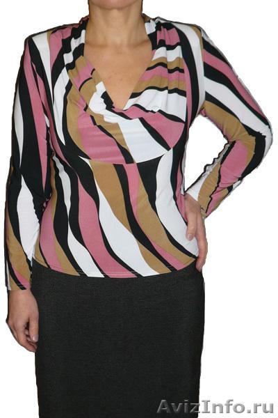 Женская Одежда Блузки Оптом В Омске