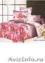 Трикотажные простыни на резинке. Комплекты постельного белья от производителя