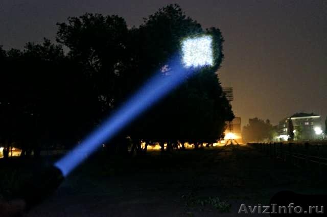 Фонарь светодиодный CREE XML XM-L T6 1600Lm , Объявление #631924