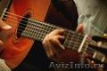 Уроки игры на гитаре с нуля