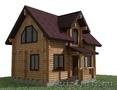 Строительство деревянных домов и бань. Недорого! Подбор! Доставка! Сборка!
