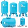 Гидроаккумуляторы 8-1000 л Wester WAV WAO баки мембранные для водоснабжения