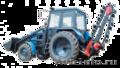 Трактор МТЗ (отвал,  щётка)