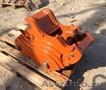Квик-каплер 80мм механический на экскаватор