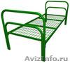 Кровати металлические для времянок, кровати металлические для рабочих. Дёшево - Изображение #5, Объявление #1479847