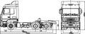 Седельный Тягач МАЗ-6430С9-520-020